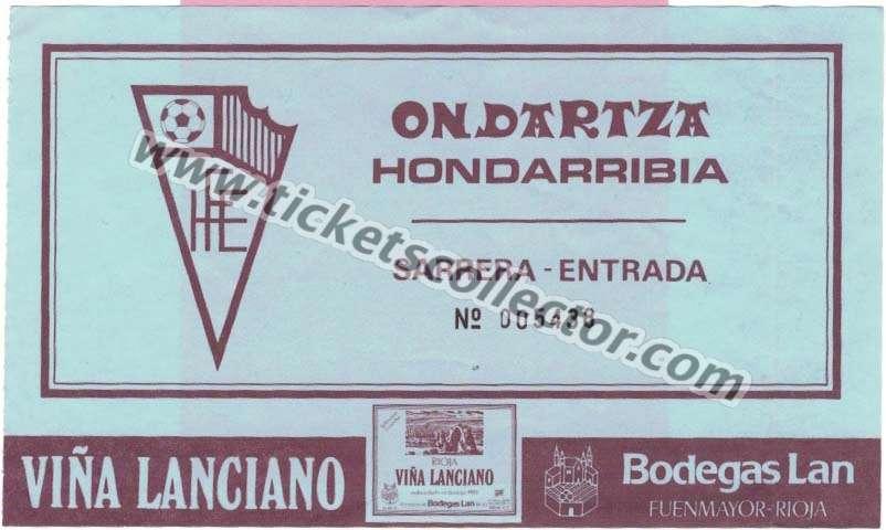 Hondarribia FE