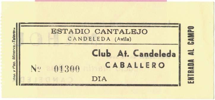 CA Candeleda