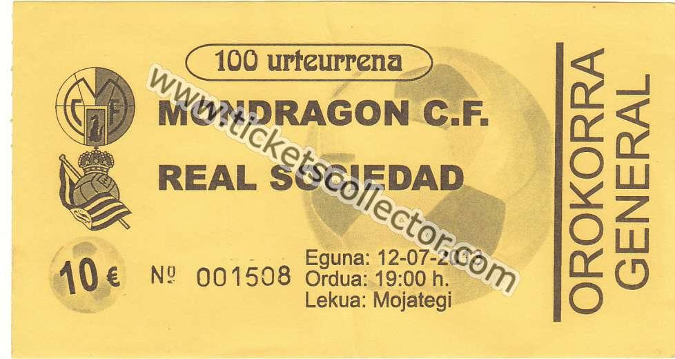 Mondrago?n FC
