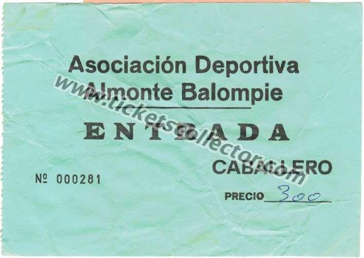 AD Almonte Balompié