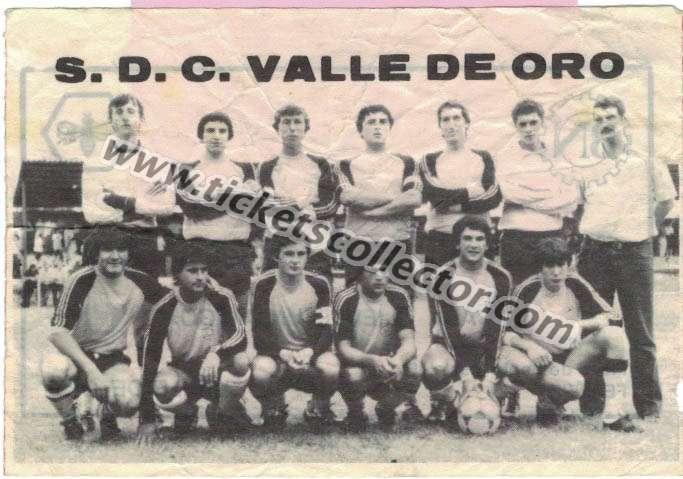 SDC Valle de Oro