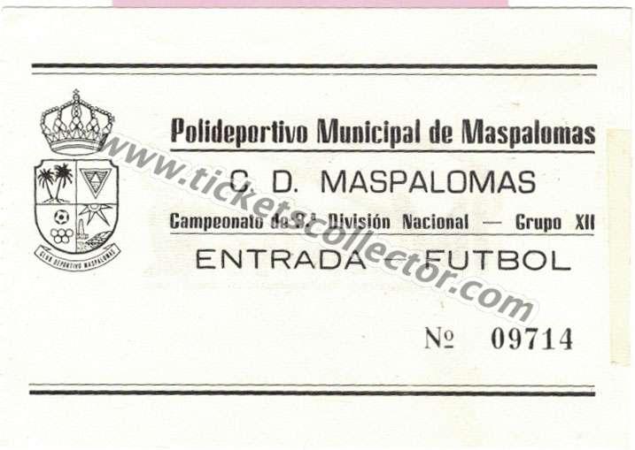 CD Maspalomas