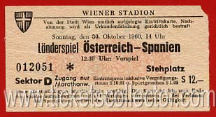 1960-10-30 Austria España