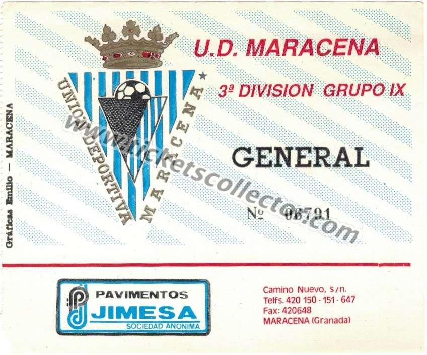 UD Maracena
