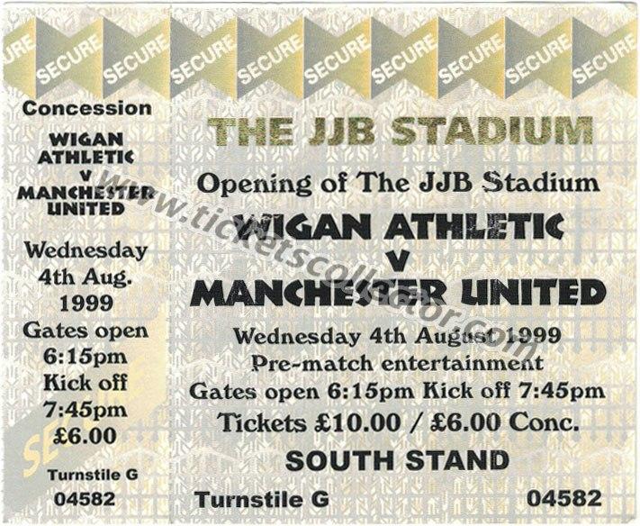JJB Stadium