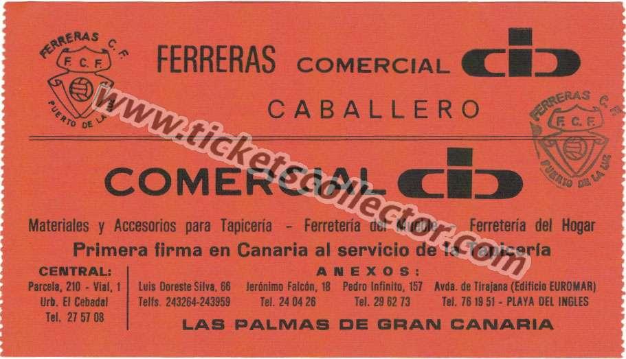 Ferreras CF
