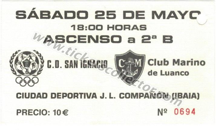 CD San Ignacio