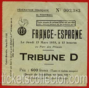 1958-03-13 Francia España
