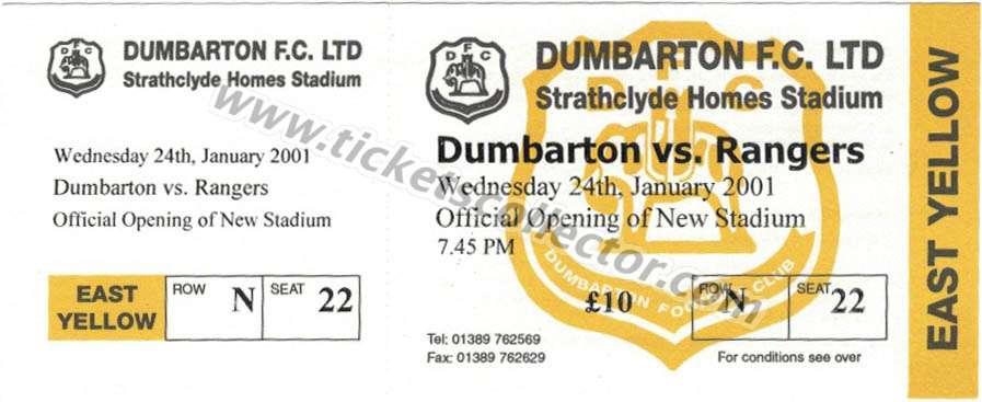 Strathclyde Stadium