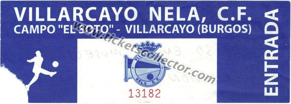 Villarcayo Nela CF