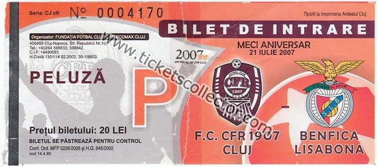 FC CFR 1907 Cluj
