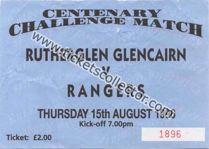 Rutherglen Glencairn FC