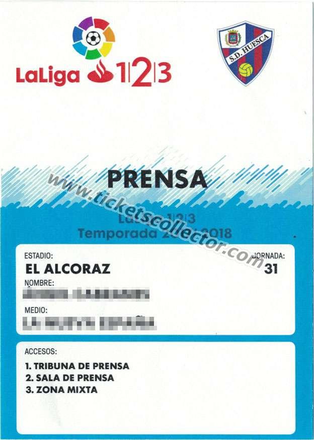 LFP 2017-18 Prensa escrita (azul)