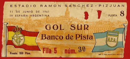 1961-06-11 España Argentina