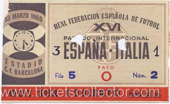 1960-03-13 España Italia