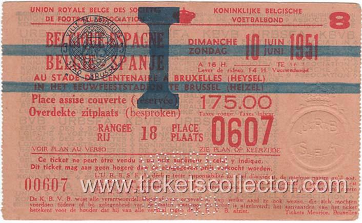 1951-06-10 Bélgica España