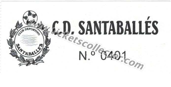 CD Santaballés