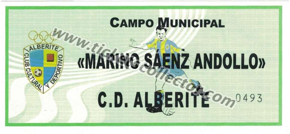 CD Alberite