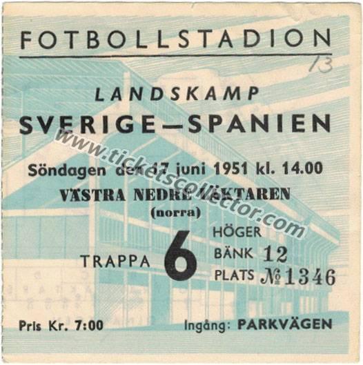 1951-06-17 Suecia España