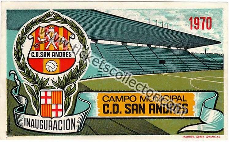Municipal de San Andrés