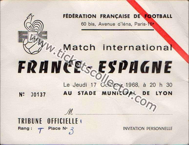 1968-10-17 Francia España