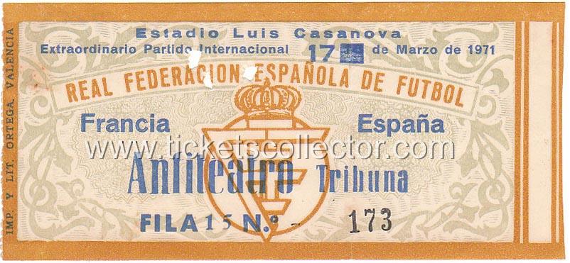 1971-03-17 España Francia