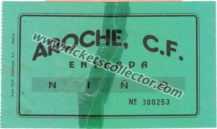 Aroche CF