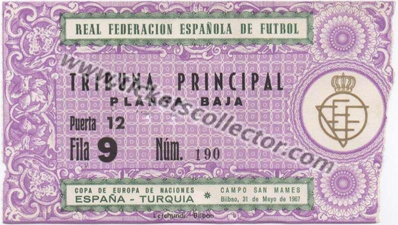 1967-05-31 España Turquía