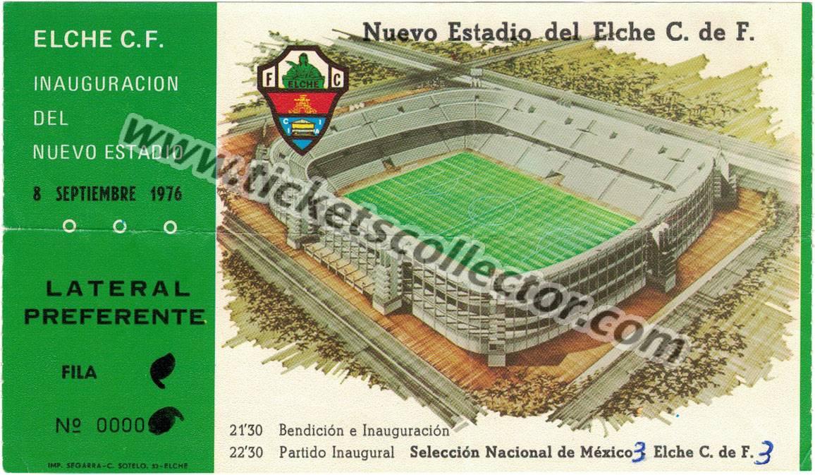 Nuevo Estadio del Elche FC
