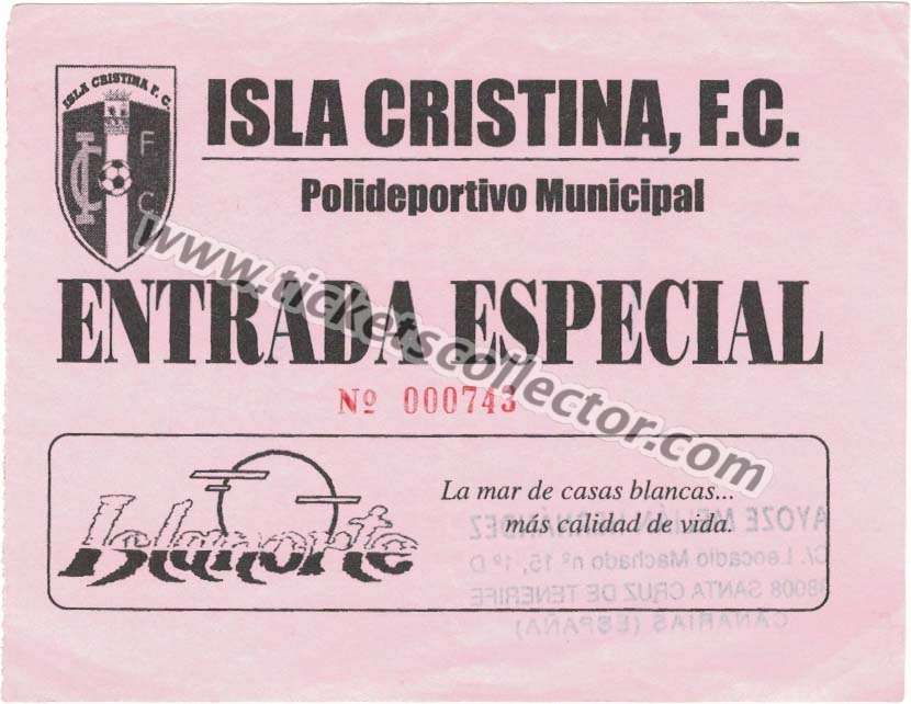 Isla Cristina FC
