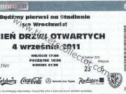 Stadion Wroclau