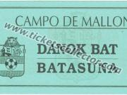 Danok Bat CF