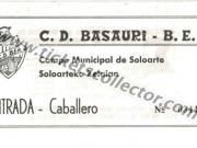 CD Basauri BEA