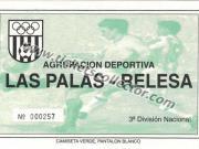 AD Las Palas-Relesa