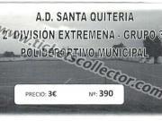 AD Santa Quiteria