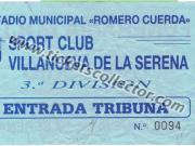 SC Villanueva de la Serena