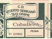 CD Puerto Serrano Balompié