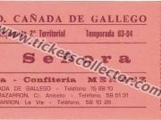 UD Cañada de Gallego