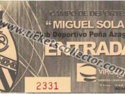 CD Peña Azagresa