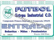 Estepa Industrial CD