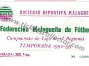 SD Malagueña