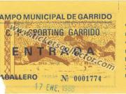 CF Sporting Garrido