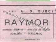 UD Burceña