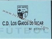 CD Los Gatos de Íscar