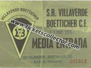 SR Villaverde Boetticher CF