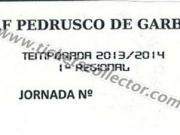 CF Pedrusco de Garbayuela