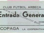 CF Arbeca