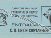 CD Unión Criptanense