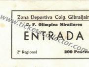 CF Olímpica Miraflores