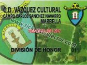 CD Vázquez Cultural